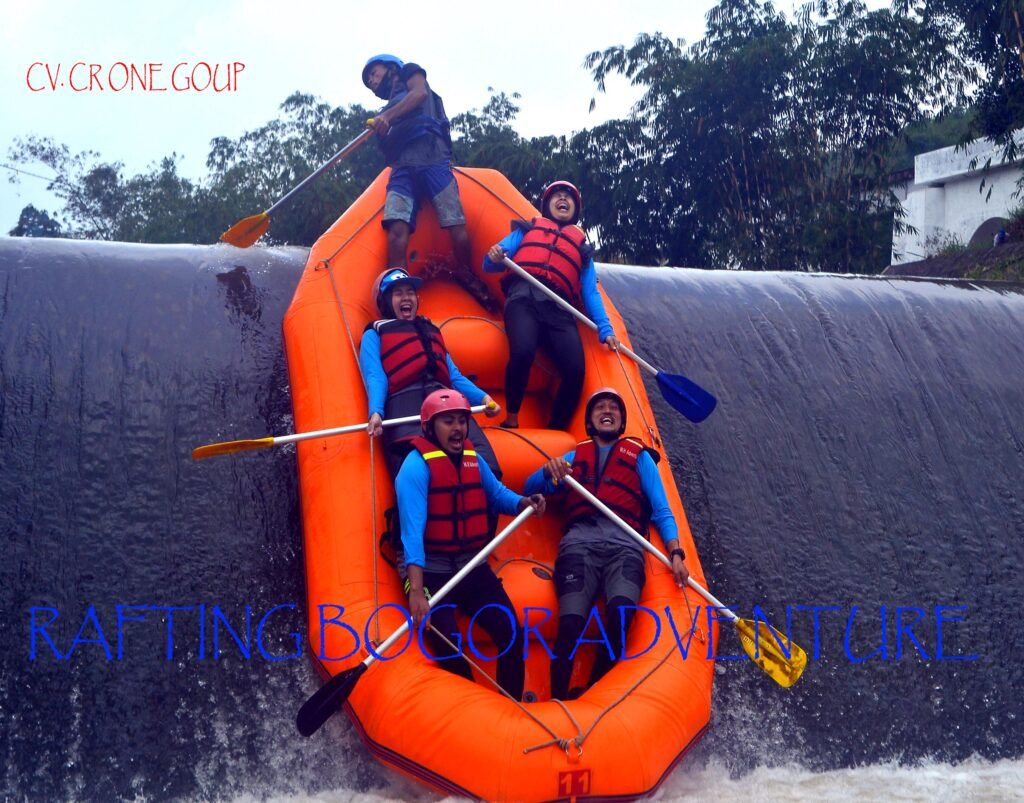 Harga Rafting Cisadane Milenia Adventure